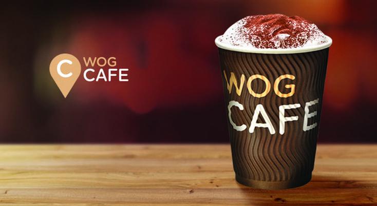 Кофейные предложения на WOG