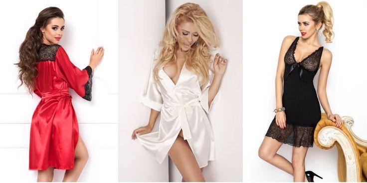 Интернет-магазин relish.com.ua представляем новые модели женских ночных сорочек и халатов ТМ Dkaren.  ТМ DKaren - одна из смых известных польских торговых марок, основным направлением деятельности которой является изготовление привлекательной и комфортной женской одежды для дома и сна