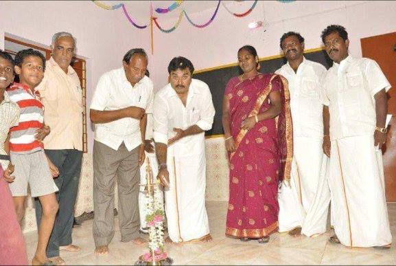 Mr. Sarath Kumar visited to Tenkasi Constituency