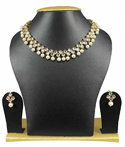 Exclusive Jewellery Indian Bollywood White Pearl Kundan P... https://www.amazon.com/dp/B06XRB7PLQ/ref=cm_sw_r_pi_dp_x_kiUezb2K1AN99