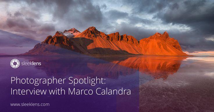 Photographer Spotlight: Interview with Marco Calandra