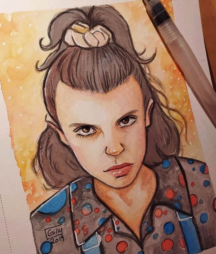 Pin By Malen On Tv In 2020 Eleven Stranger Things Drawing Stranger Things Art Stranger Things Mike