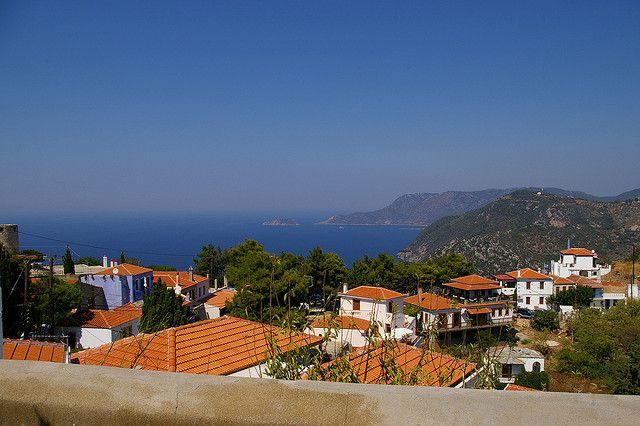 By old village of Alonnisos | Flickr – Compartilhamento de fotos!