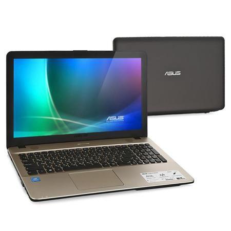ноутбук ASUS X541SA, 90NB0CH1-M04950  — 17990 руб. —  Внимание: На данном ноутбуке не установлена Windows! Выбрать ноутбук с WindowsНоутбук ASUS X541SA 90NB0CH1-M04950 станет для вас незаменимым помощником. Он сочетает в себе все преимущества настольного ПК в компактном корпусе, а также технологию Sonic Master, придающую звуку чистоту и объем. Благодаря разрешению экрана (1366 х 768) вы сможете просматривать любые фильмы в превосходном качестве HD, а наличие фронтальной веб-камеры обеспечит…