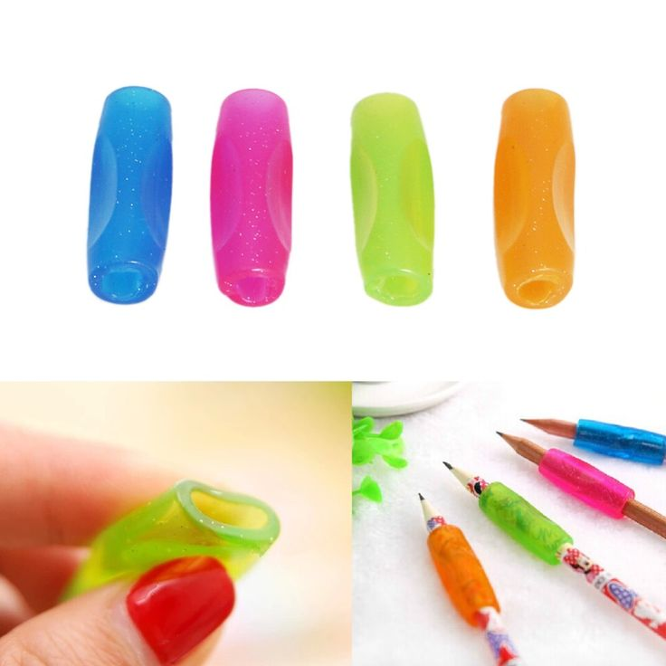 $0.88 (Buy here: https://alitems.com/g/1e8d114494ebda23ff8b16525dc3e8/?i=5&ulp=https%3A%2F%2Fwww.aliexpress.com%2Fitem%2FHot-Sale-4x-Rubber-Pen-Orthotics-Topper-Pencil-Grip-Practice-Calligraphy-Tool%2F32611189223.html ) Hot Sale 4x Rubber Pen Orthotics Topper Pencil Grip Practice Calligraphy Tool for just $0.88