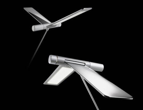 Seagull LED Desk Lamp by QisDesign Specs:Ships :...