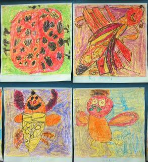 Гретхен искусство блог: жуки K5