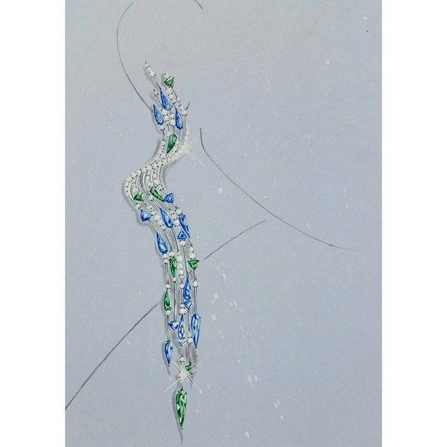 Desenhim em guache inspirado na cidadezinha de Igatu, na Chapada Diamantina…
