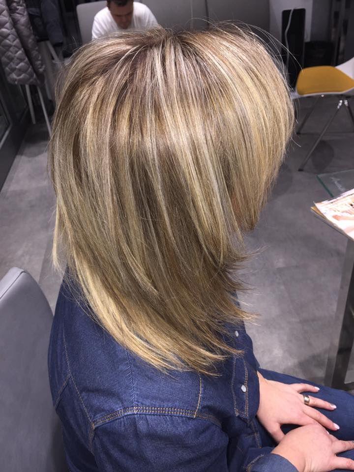 Wykonanie: Monika. www.fryzjer.lublin.pl #blonde #hair #hairstyle #haircut #woman #włosy #fryzjer #fryzury #damskie #Lublin