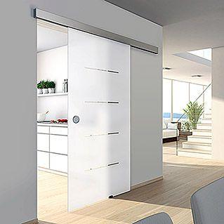 Toll Diamond Doors Schiebetürsystem Toledo 3.0 (935 X 2.058 Mm,  Einscheibensicherheitsglas (ESG),
