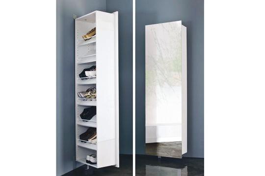 20 rangements chaussures pour des chaussures bien for Range chaussures dressing