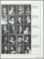 1984 Woodland High School Yearbook Page 164 & 165
