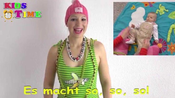 Es macht so   Lustiges Klatschspiel zum Mitsingen   जर्मन बाल गीत