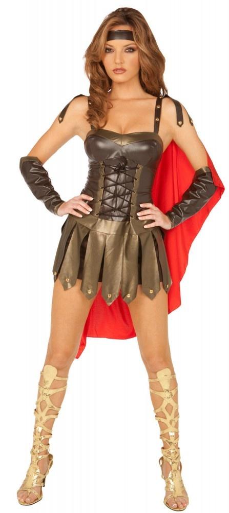 Spartan Halloween Costume
