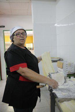 La nostra brava cuoca a Cayo Levisa Cuba Press Tours