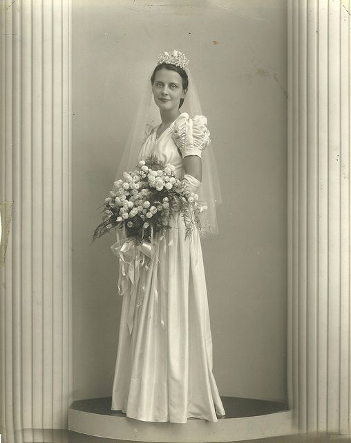 97 besten VINTAGE WEDDING PHOTOS Bilder auf Pinterest | Alte fotos ...