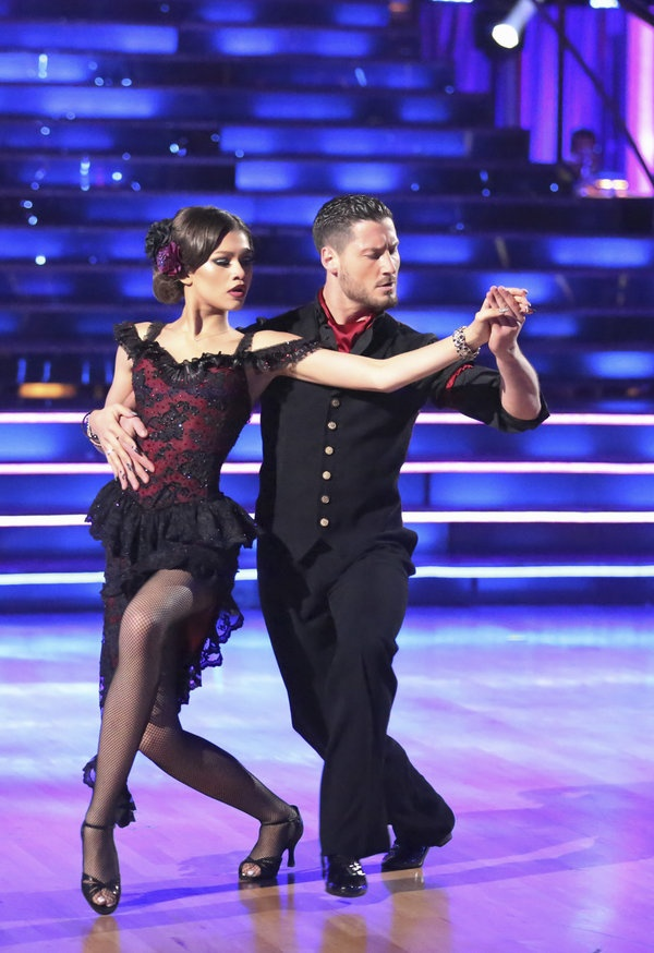 Week 5 Dancing with the Stars - ABC.com  Zendaya and Val Chmerkovskiy