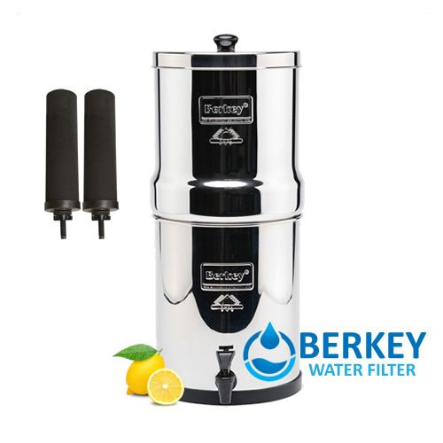 Berkey Water Filtration and Purification Systems are your best choice for the most modern personal water filtration and purification systems. Turns disgusting water into sparkling, clean water...