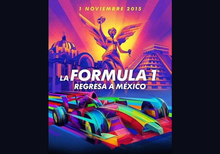 Programa de la Formula 1 para el Gran Premio de México 2015 - http://webadictos.com/2015/10/29/programa-formula-1-gran-premio-mexico/?utm_source=PN&utm_medium=Pinterest&utm_campaign=PN%2Bposts