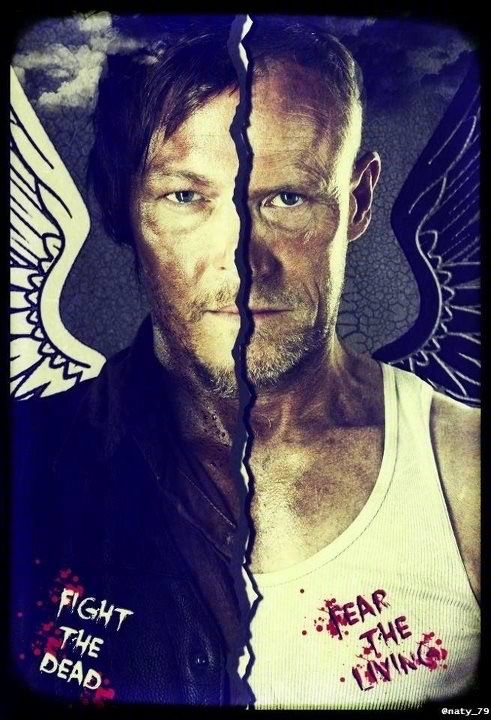 Only 2 days till THE WALKING DEAD ;) yay