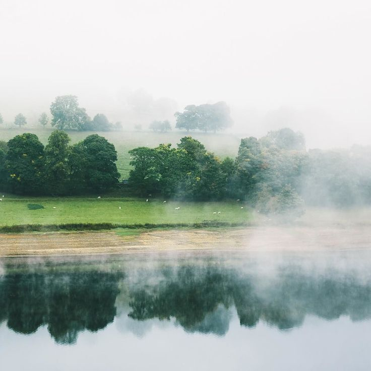 Misty reflections vscofilm by dpc photography for Cabine remote fumose montagne