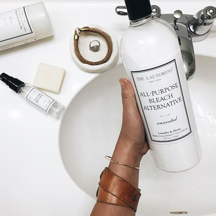 54+ Uses For The Laundress All-Purpose Bleach Alternative