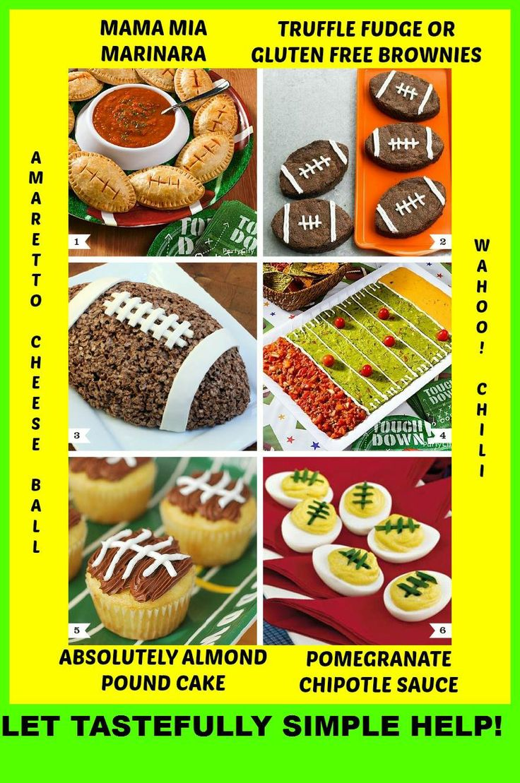 Need some recipe ideas for the Super Bowl?
