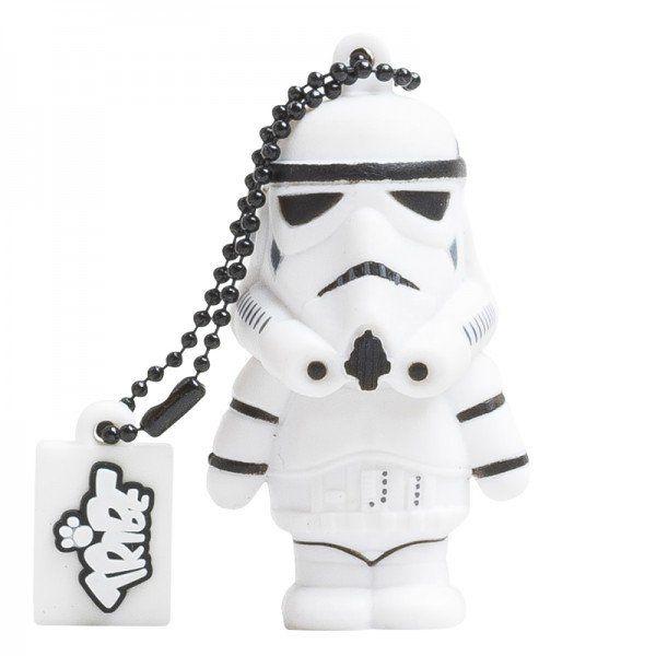Tribe Star Wars USB 2.0 8GB Flash Drive Stormtrooper