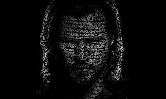 Thor Poster Print