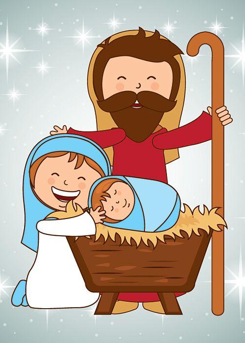 El nacimiento del Bebé Jesús