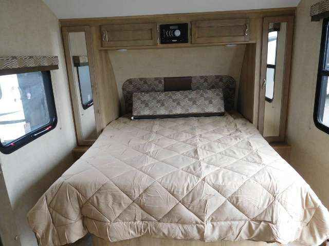 2016 New Kz Rv VISION 20RBS Travel Trailer in California CA.Recreational Vehicle, rv, 2016 KZ RV VISION 20RBS ROOMY REAR BATH!