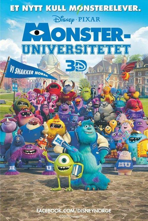 Monsters University 2013 full Movie HD Free Download DVDrip