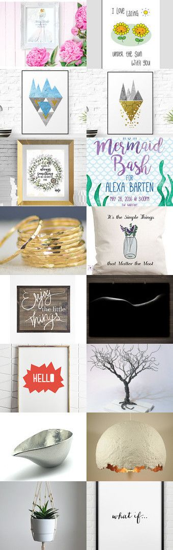 SimpleCollection by Ivan Kavaleuski on Etsy--Pinned+with+TreasuryPin.com