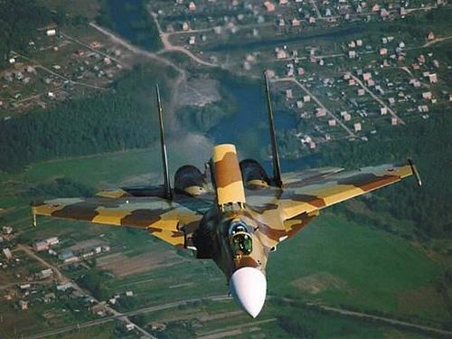 Image result for Su-37 Flanker F – Terminator