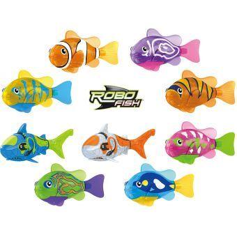 Jeux de bain Premier âge Robo fish poisson tropical