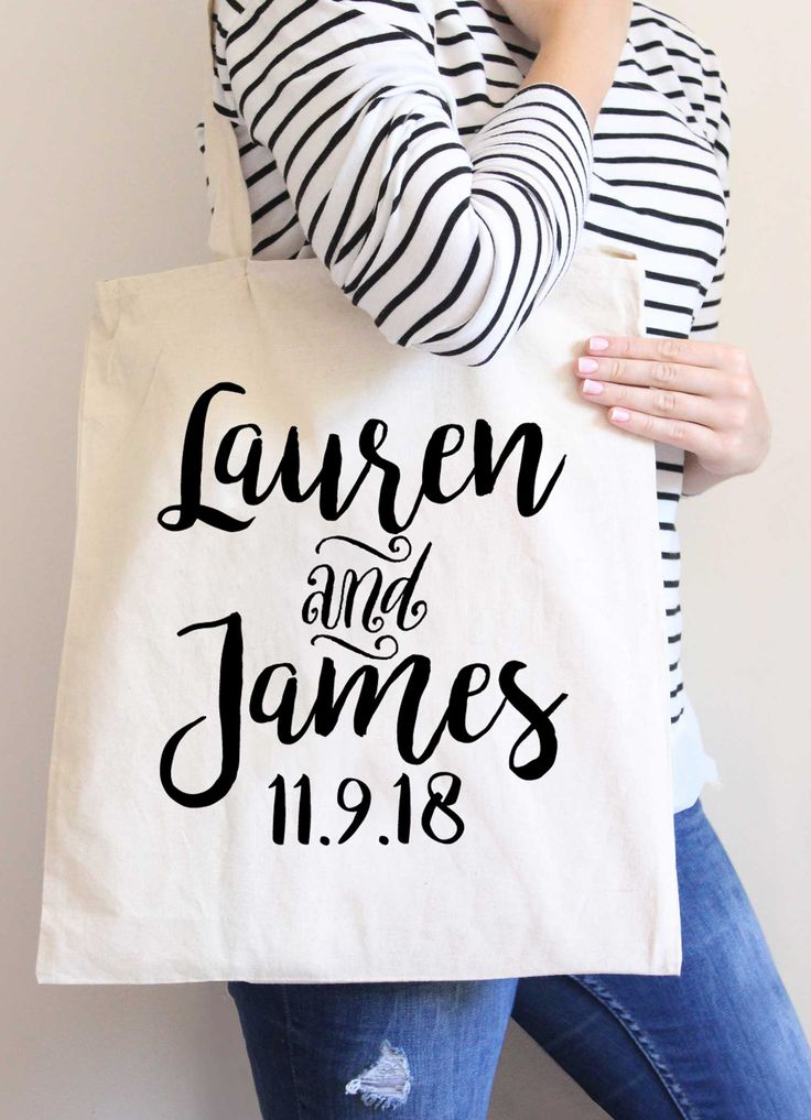25+ best Personalized gift bags ideas on Pinterest