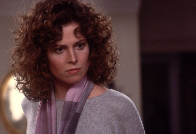 Still of Sigourney Weaver in Ghostbusters (1984)