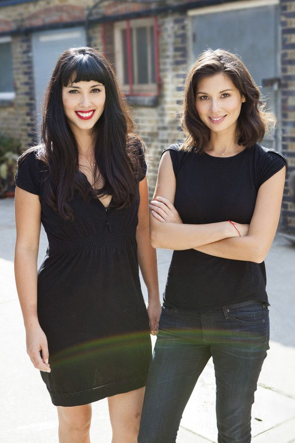 My City: Jasmine and Melissa Hemsley | Art & Culture | HUNGER TV