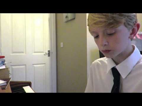 Imagine Dragons - Radioactive - Cover By Toby Randall - YouTube
