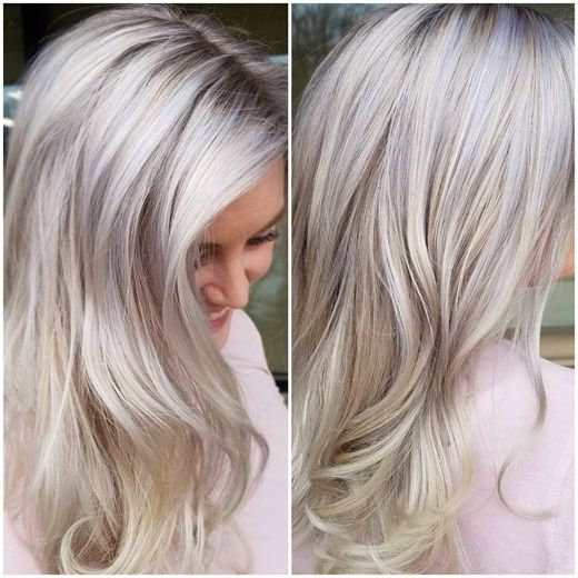 Brightening Up - Going Super Blonde - Hair Color - Modern Salon