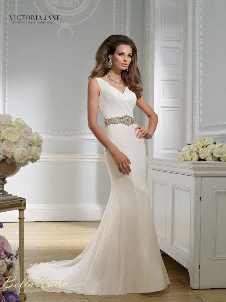 wedding Dress: elegant