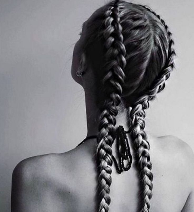 Boxing braids