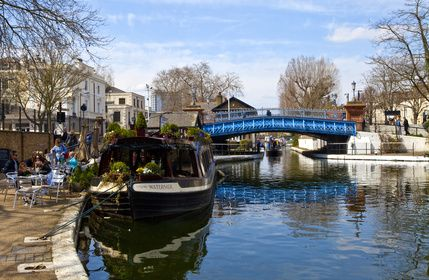 Little Venice in London, right by Abbey Road!! Great Ideas on www.freetoursbyfoot.com