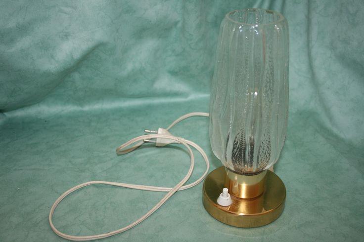 1000 idee su vintage lampen su pinterest stile chic for Nachttischlampe vintage