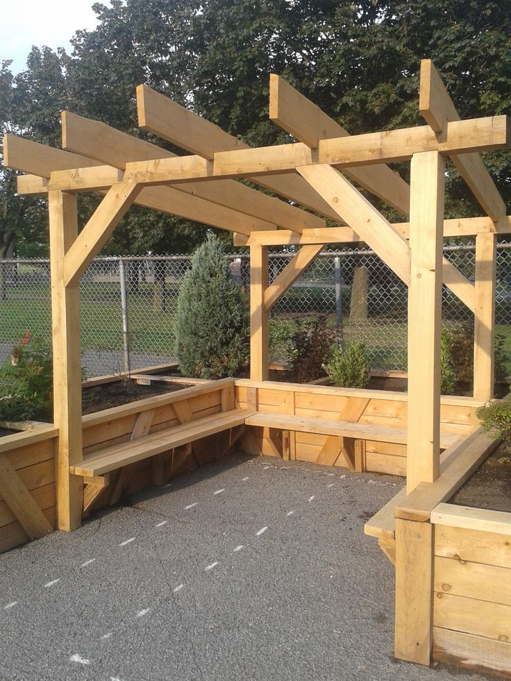 Outdoor Classroom Design Ideas ~ Outdoor classroom at pierre de coubertin elementary school
