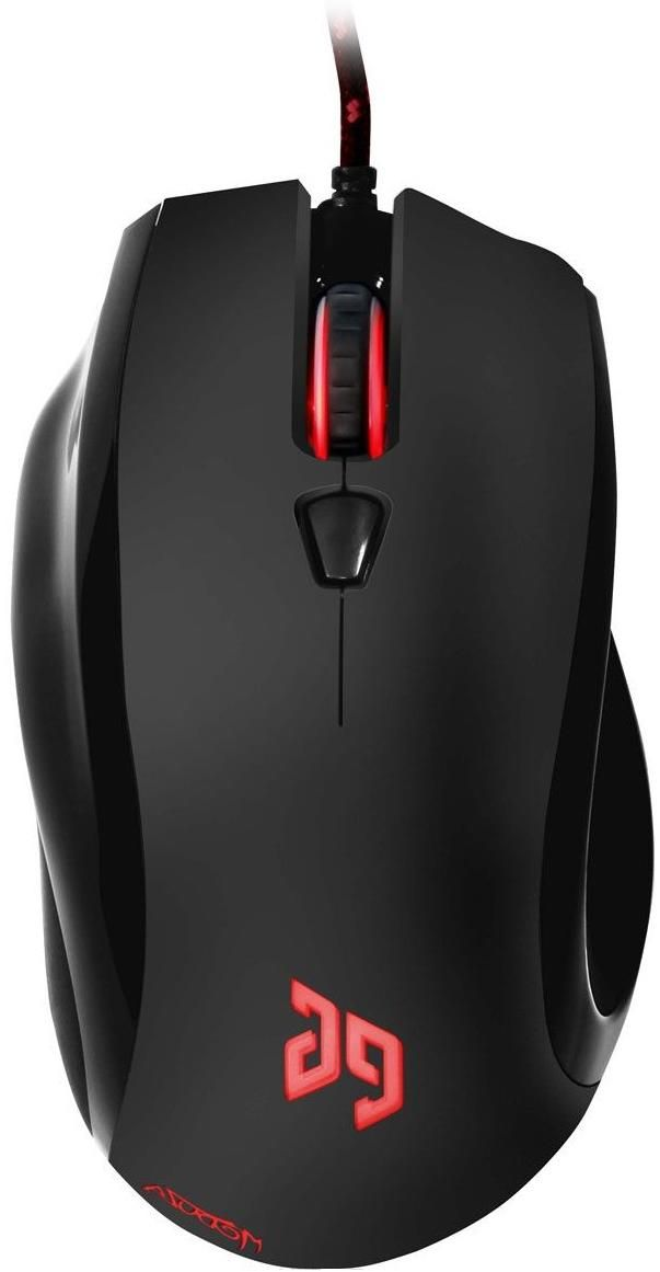 EpicGear MeduzA (EGMA1H-OBX-MRSG) - игровая проводная мышь (Black)