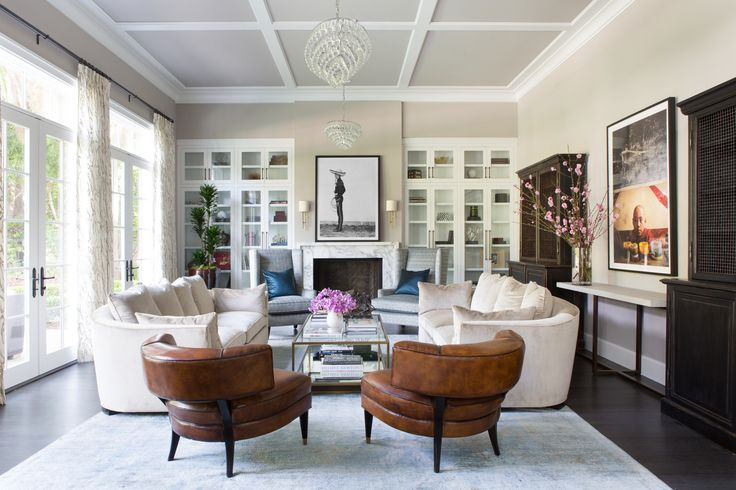 A Stylish Family Home Inspired by the Hamptons Photos | Architectural Digest