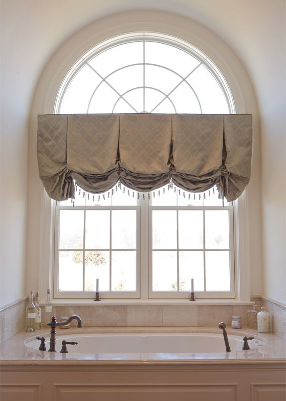 250 Best Arched Window Treatments Images On Pinterest