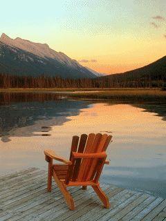 serenidade, quietude
