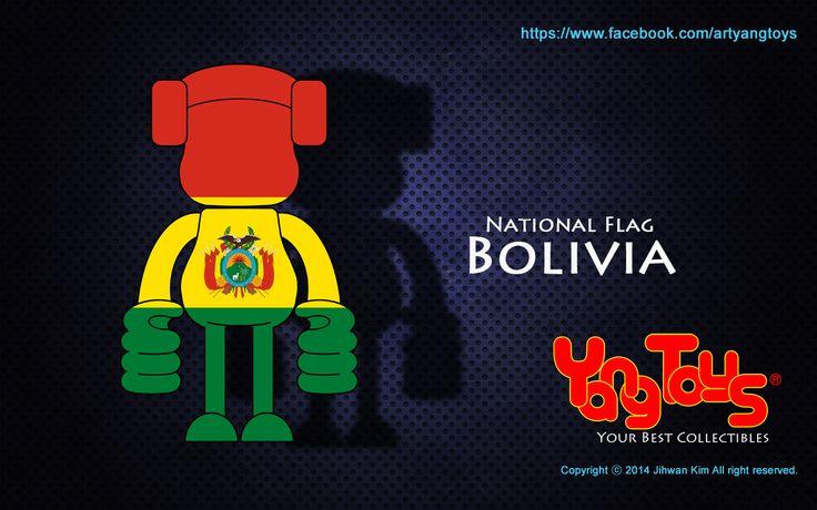 National Flags - Bolivia